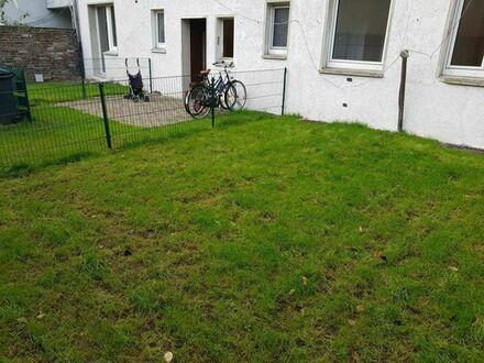 Wohnung mit eigenem Garten