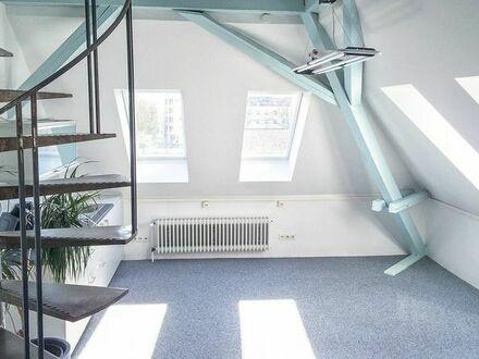 Bürofläche in saniertem Altbau in Durlach ab 01.09 zu vermieten