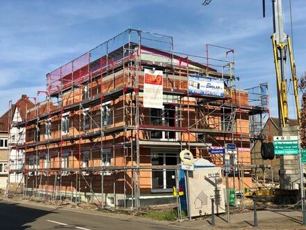 3 Zimmer OG-Wohnung - Neubau 4 Familien Haus