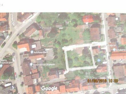 Bauplatz in Ötisheim für 2 EFH oder 2 DHH möglich