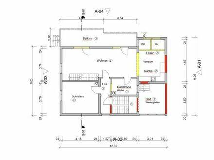 3 Zimmer Küche Bad Bolkon