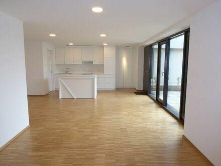 Exklusive 2 Zimmer-Loftwohnung, 67m2 mit Garten und Stellplatz