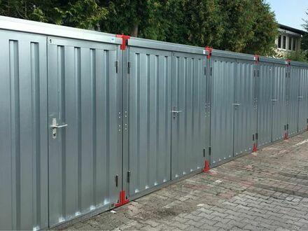 Lagerraum in Heidelberg Garage Lagerbox Container Lager