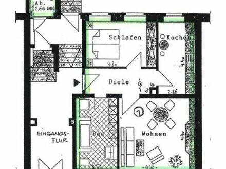 Zwei Zimmer Wohnung zum verkaufen