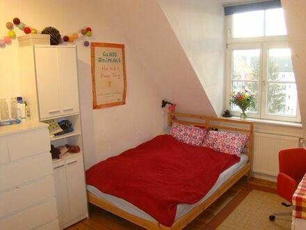 Karlsruhe Sophienstr. - Helles Zimmer in der Weststadt, nahe Günther-Klotz-Anlage und Gutenbergplatz