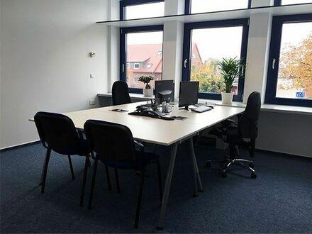 Moderne Büroräume - möbliert, klimatisiert, Parkplatz, Reinigung, u.v.m.