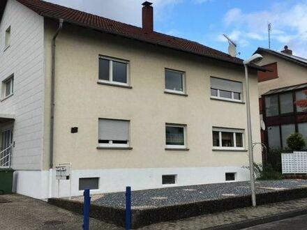 2-Familien-Haus Bruchsal-Heidelsheim, beide Wohnungen frei, Aufteilung möglich
