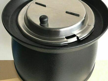 Suppenwärmer, H 35 cm, Einsatz Ø 22 cm (Gastronomie)