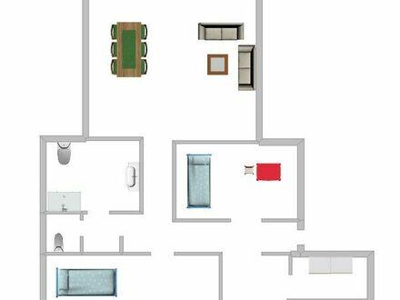 Wunderschöne Dachgeschosswohnung 145 qm