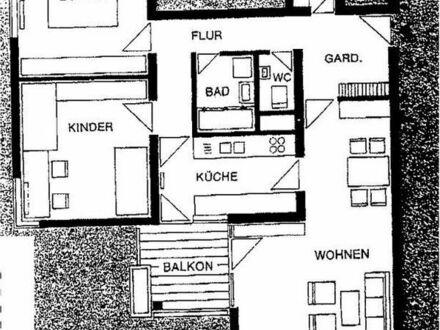 3,5 Zi-Wohnung, möbliert, Esslingen Mitte, privat