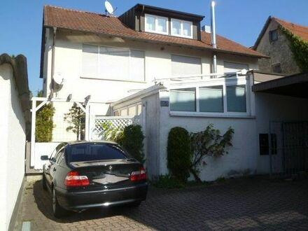 Von privat: Traumhafte 6-Zimmer-Maisonette-Wohnung ** Kamin ** Terrasse ** Wintergarten...**