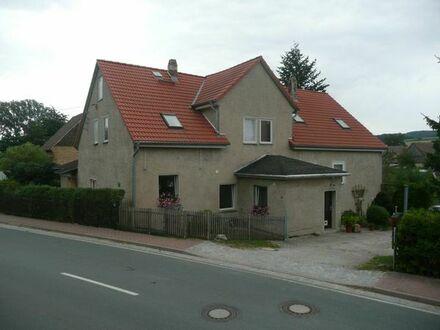 Nette 2,5-Zimmer-Wohnung in Blankenhain, OT Schwarza - Südseite