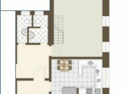 Vermiete grosse 3 Zimmer Wohnung/Atelier, frisch renoviert