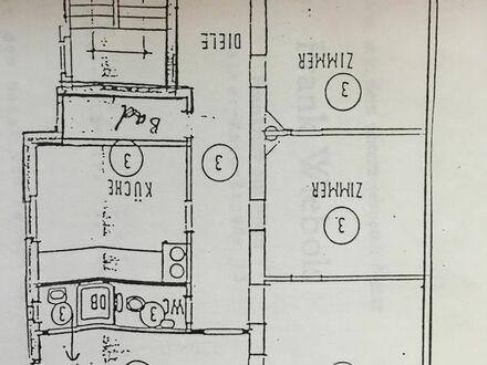 charmante Stielaltbauwohnung 4-Zimmer