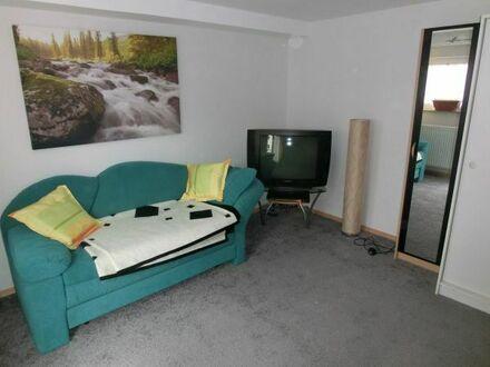 Möblierte zwei-Zimmer Wohnung