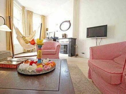 Schöne Wohnung mit zwei Ebenen
