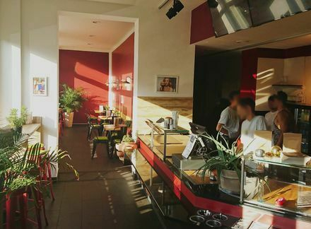 Burger Restaurant (zur Miete) VOLL ausgestattet jetzt kaufen