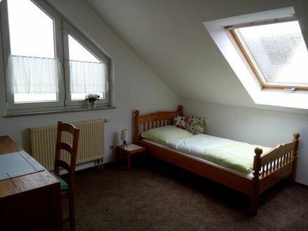 Möbliertes Zimmer an Wochenendheimfahrer zu vermieten