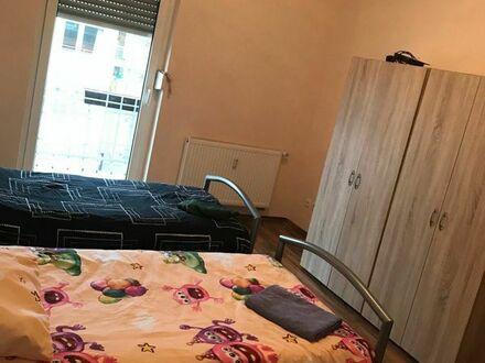 Monteurzimmer, 2x2 Bett (gesamt 4 Bett)