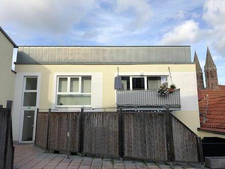 Attraktive 3 Raum Wohnung mit Balkon