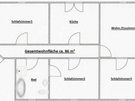 3-4 Zimmer Dachgeschosswohnung in der Beethovenstraße zu vermieten