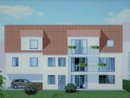 Gelegenheit - Neubau-Eigentumswohnungen EG und DG in Ilvesheim