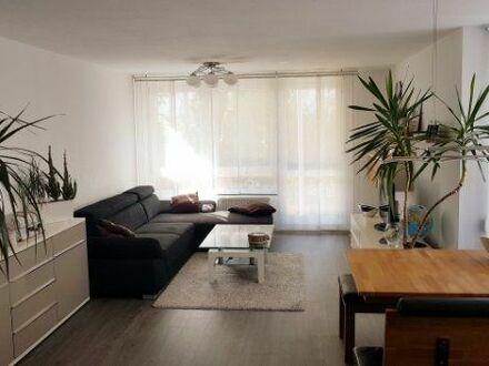 2,5-Zimmer Wohnung mit Terrasse, ruhig und sehr zentral