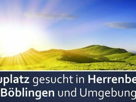 Tippgeber-PROVISION 5.000EUR: Bauplatz in Herrenberg / Böblingen