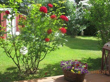 Gartengrundstück mit Bungalow