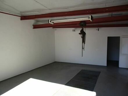 Werkstatt bzw. Garage im Norden von Cottbus zu vermieten