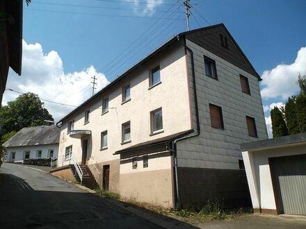 Großes 12-Zimmer Haus mit Garten für große Familie, ruhige Lage ,PLZ 65356, Gewerbe möglich