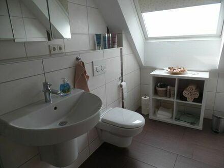 Moderne schöne Wohnung/Zimmer bis 4 Personen auf Zeit in Selm/Bork mit Balkon