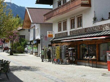 110 m² - Geschäftslokal in der Ruhpoldinger Fußgängerzone zu verkaufen