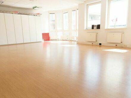 Studio / Kursraum für Yoga, Tanz, Musik, Supervision, Coaching o.ä.