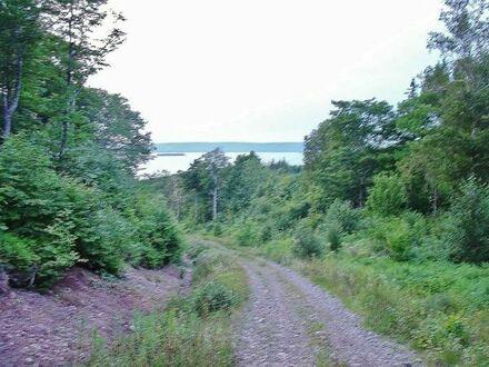 Kanada Grundstück ganz nah! 30. 000m² Grundstück mit Seeblick über den Bras d`Or Lake