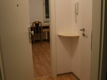 1-Zimmer-Wohnung in Fürth/ Stadtgrenze Nürnberg, möbliert