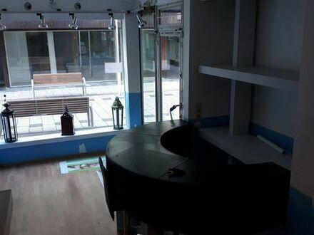 Kleines Ladengeschäft mit Wohnung zu verkaufen