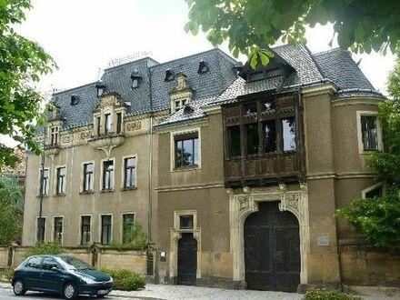 Altersgerechte 2-Zimmerwohnung im Hochparterre eines denkmalgeschützten Stadthauses in Großenhain