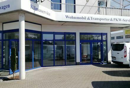 Büro - Ausstellungsflächen oder Praxisräume direkt an der L311 verkehrsgünstiger Lage zur BAB 659