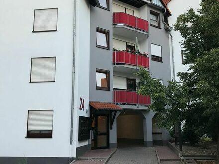 Bobenheim-Roxheim: 1-Zimmer-Wohnung in modernem Haus mit Küche in ruhigem Wohngebiet