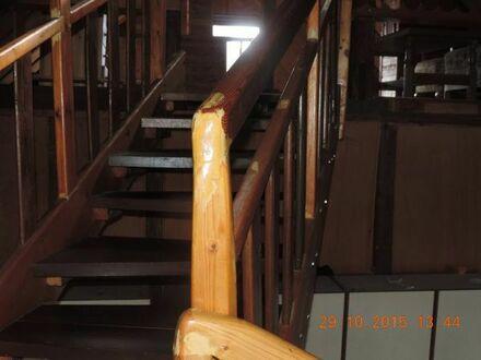 2-Zimmer Maisonette-Penthouse-Wohnung ganz in Holz über 2 Etg. ab sofort wieder zu vermieten