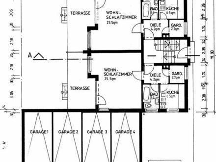 Ruhige 1,5-Zimmer Wohnung an der Würm in Allach-Untermenzing
