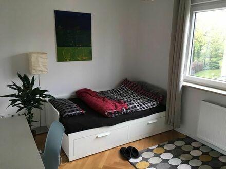 schönes WG Zimmer in MA-Rheinau zu vermieten