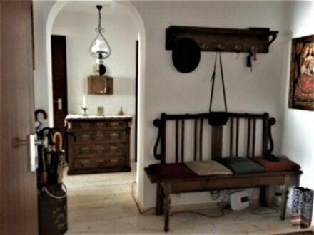 Zu vemiten Shöne Helle Wohnung mit terrase, garten, stelplatz,einbauküche, keller