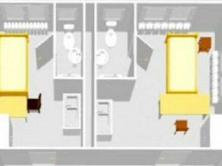 möbliertes Zimmer (Hotelpension / Monteurszimmer ab 20 Euro / Nacht)