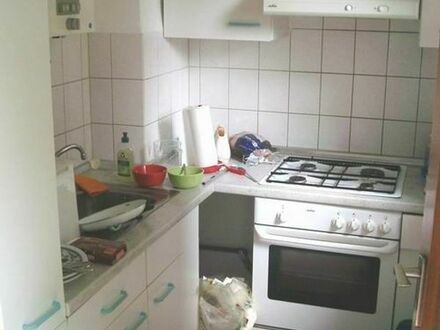 Ruhige 1 Zimmerwohnung mit Bad und sep. Küche