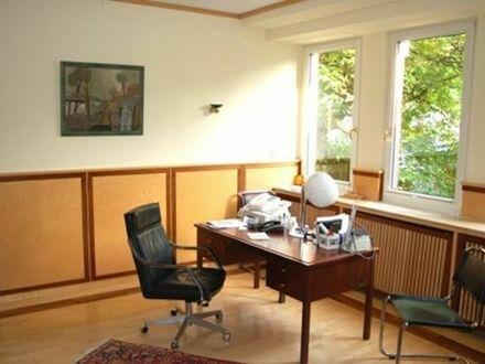 Flora Köln-Riehl exclusive Lage, Repräsentative PRAXIS - BÜRO - KANZLEI - Parterre Etage. 4 Räume