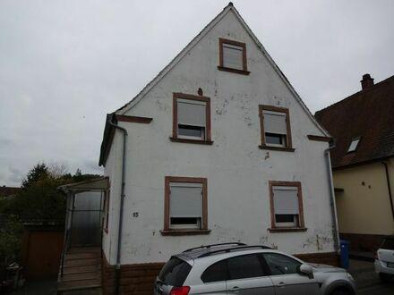Einfamilienhaus in Waldfischbach-Burgalben zu verkaufen