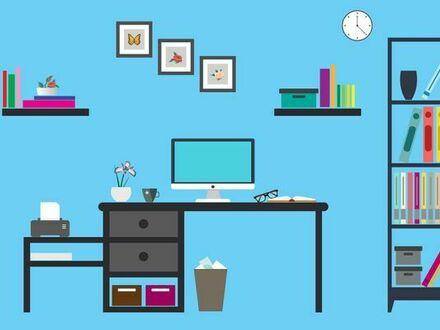 Köln - Büroraum mit 3 Schreibtischarbeitsplätzen zu vermieten