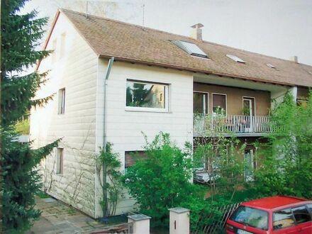 Terrassenwohnung mit Garten - Zweifamilienhaus.